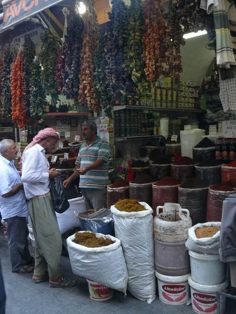 Bazar de Urfa