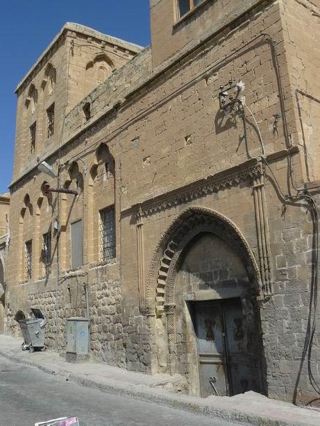 Casa típica de Mardin