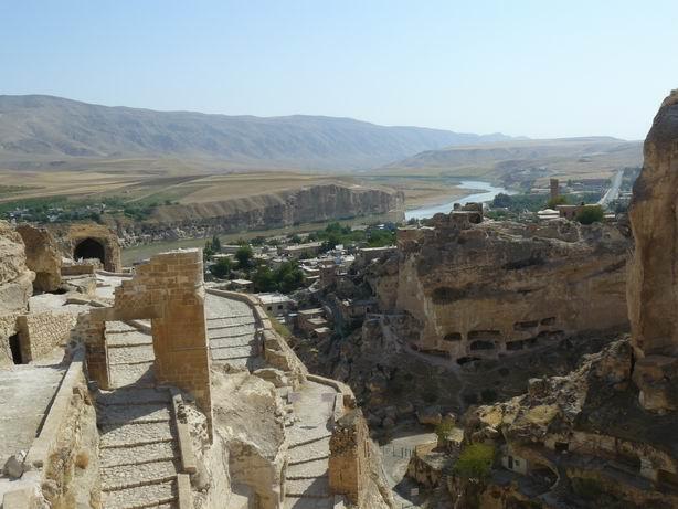 Hasankeyf y el Tigris