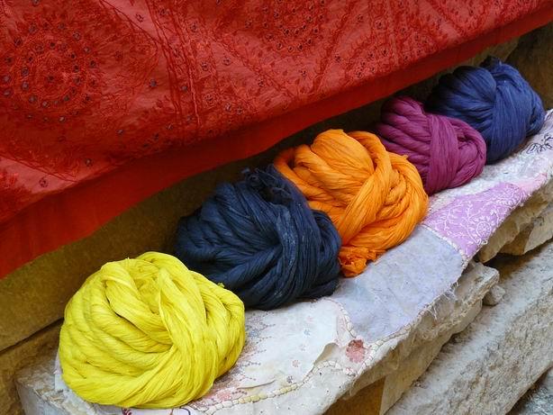 Turbantes en Rajasthan