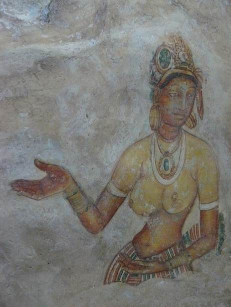 Pintura en Singiriya
