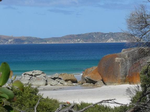 Squeaky Beach en Wilson Promontory