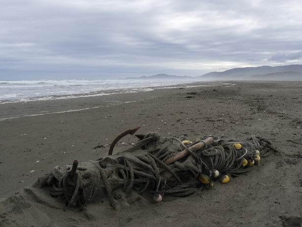 Playa de Cucao, Chiloé