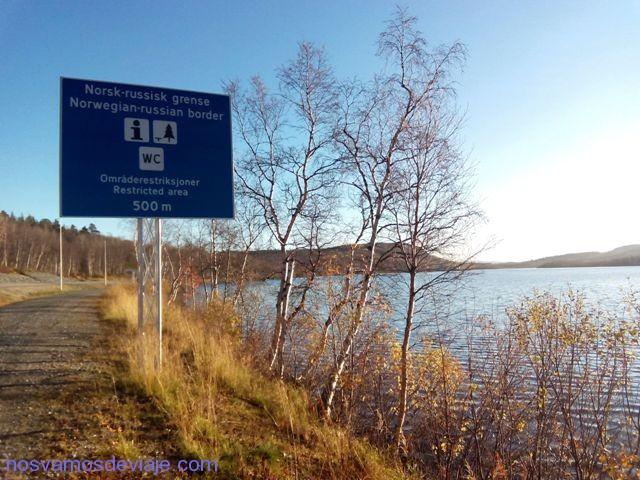 frontera ruso noruega