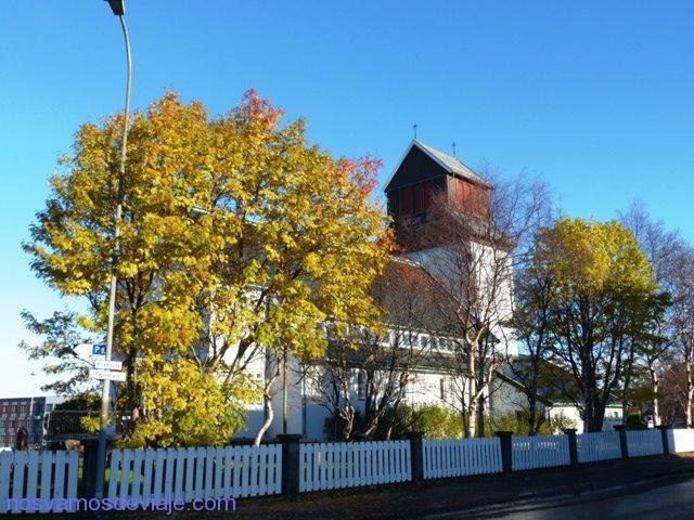 iglesia Kirkenes